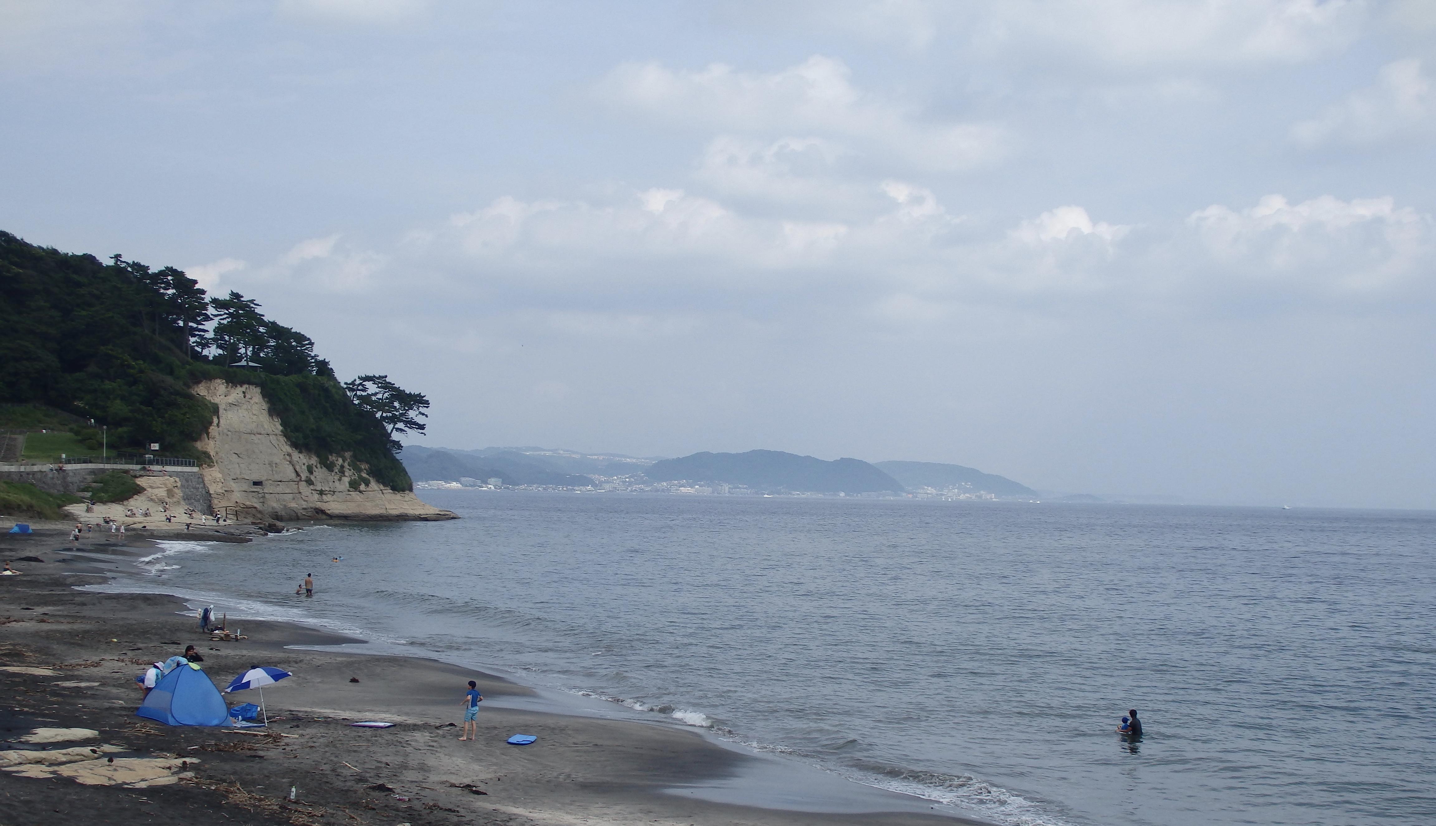 Kamakura_beach